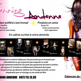 Tanning Andenne