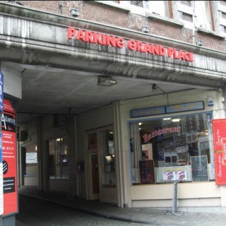 Parking Grand Place
