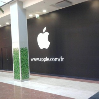 Apple Store Brussels - Toison d'Or