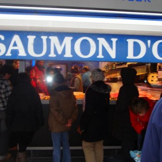 Le Saumon D'or