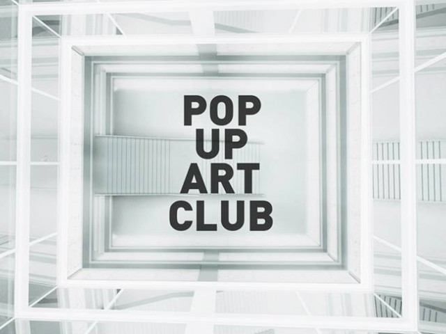 Pop-Up Art Club